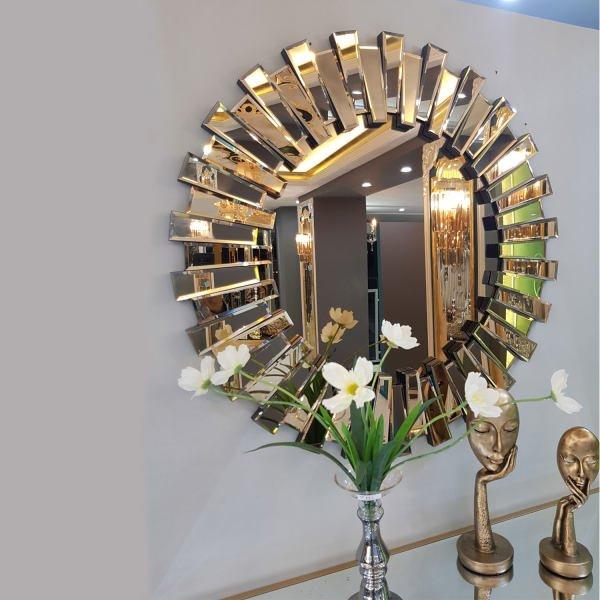 معرفی 40 مورد از بهترین آینه های دکوراتیو زیبا و ارزان با قیمت خرید
