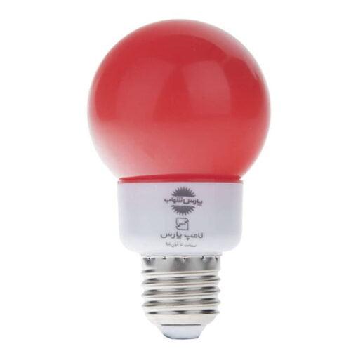 لامپ ال ای دی 1 وات پارس شهاب پایه E27