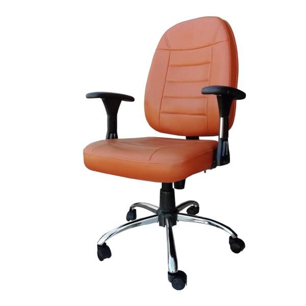 صندلی اداری مدل ماهور | مدل ارزان صندلی اداری