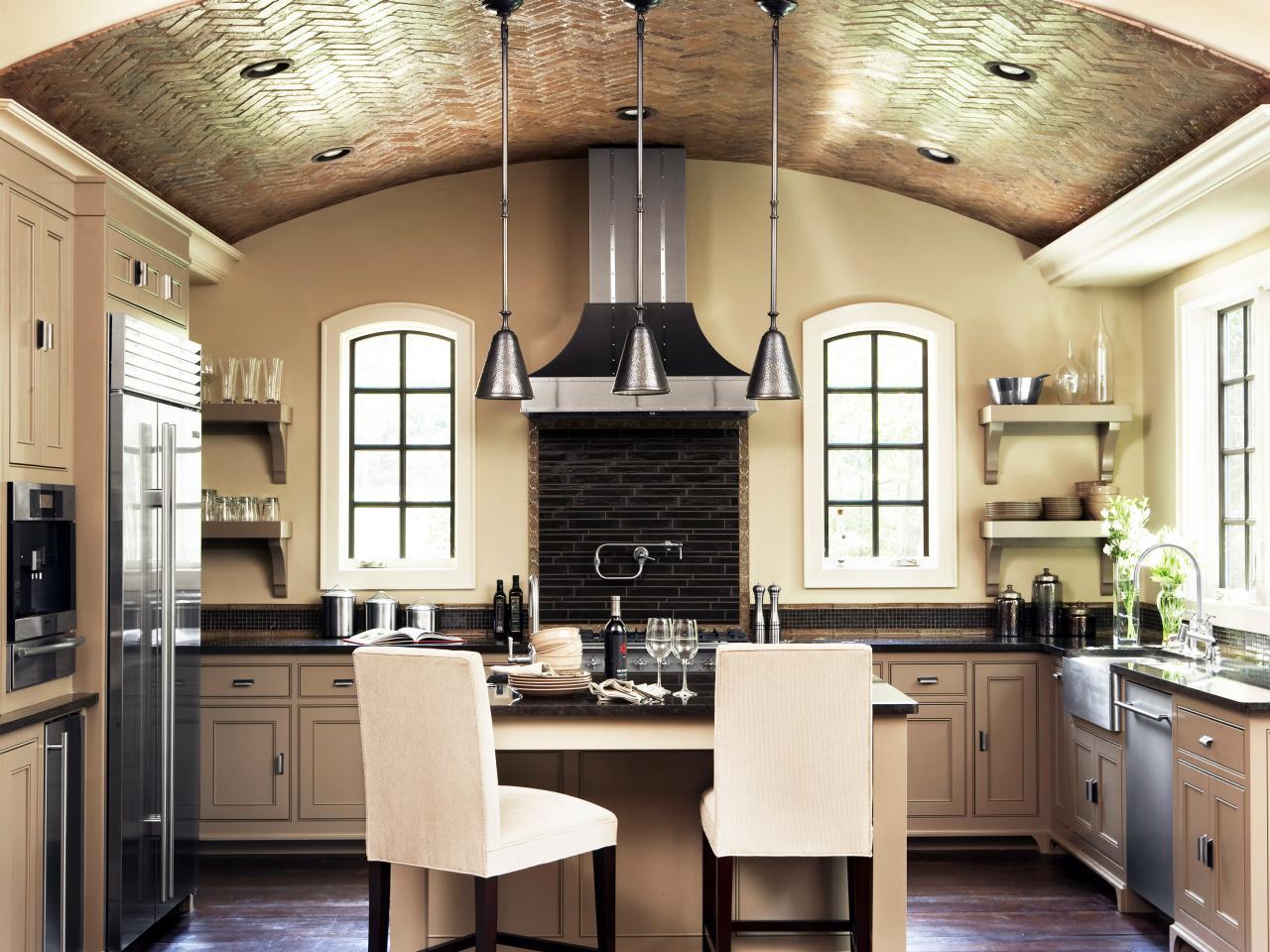 انواع مختلفی از اپن آشپزخانه جذاب