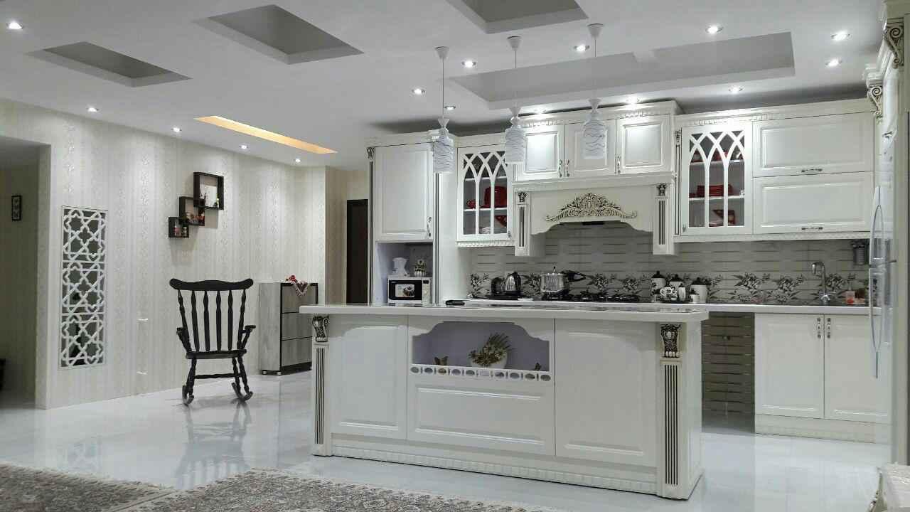 کابینت آشپزخانه | جدید ترین مدل کابینت آشپزخانه در سال 2020 |کابینت ام دی اف