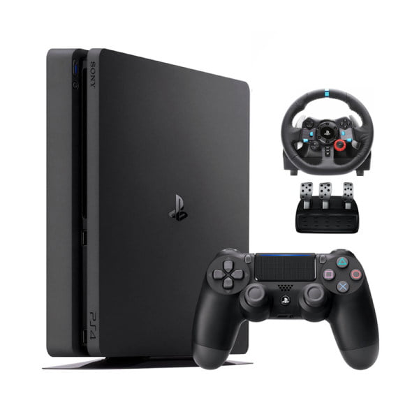 مجموعه کنسول بازی سونی مدل Playstation 4 Slim ظرفیت 1 ترابایت