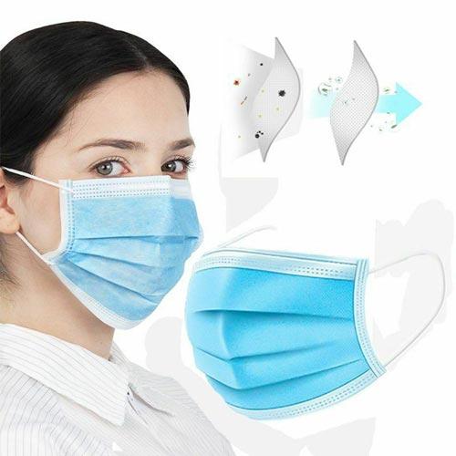 ماسک تنفسی پزشکی (ماسک جراحی)