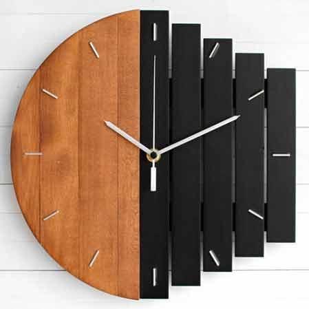 ساعت دیواری چوبی و نکات راهنمای خرید |معرفی 20 مدل (شیک) سال2020 خارجی و ایرانی