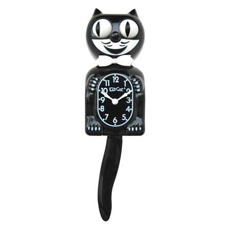 ساعت دیواری Black-Classic Kit-Cat