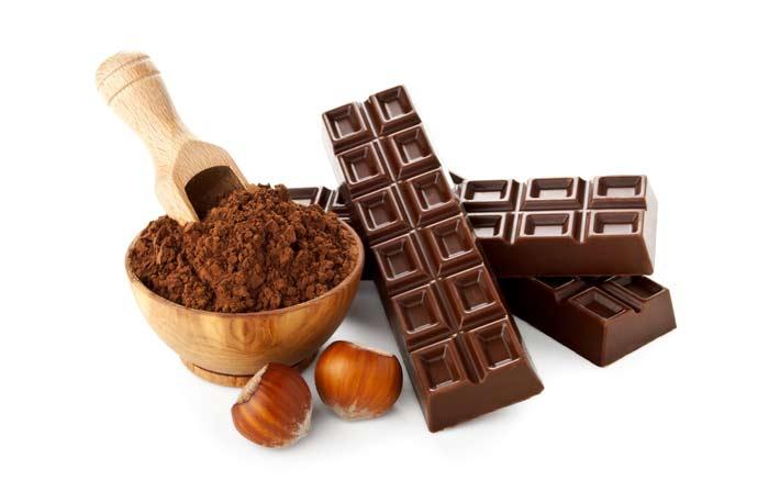 تاثیر شکلات تیره در داشتن خواب راحت و خوب