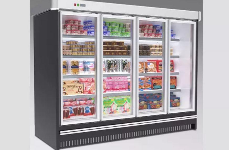 یخچال فروشگاهی ویترینی