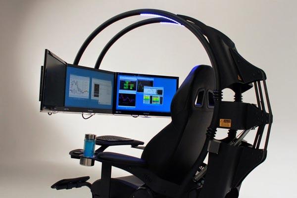 مزایای استفاده از صندلی ارگونومیک در چیست؟