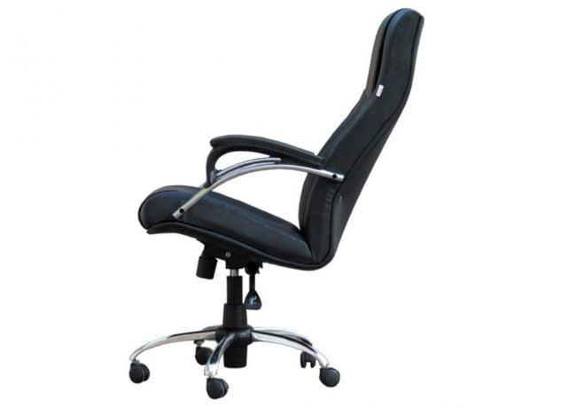 نقد و بررسی صندلی اداری آرکانو مدل D550A (چرمی)