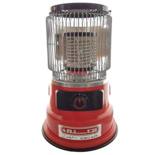 بخاری برقی آراسته سری زنبوری مدل REHA2000