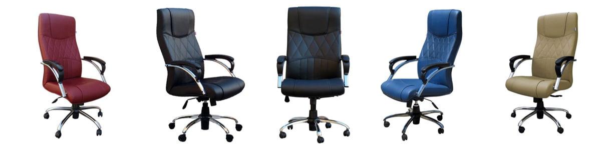 خرید صندلی اداری آرکانو مدل D550A
