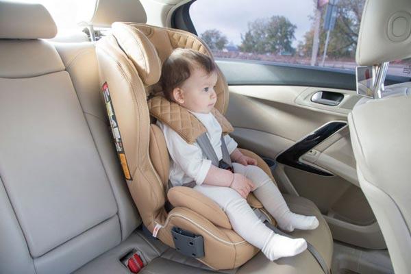 راهنمای خرید صندلی ماشین کودک