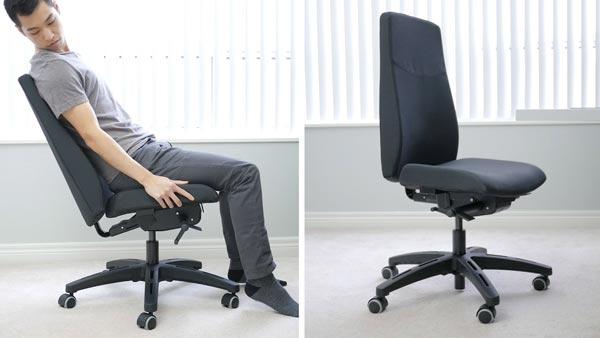 صندلی چرخدار باید قابلیت تنظیم پشتی را داشته باشد