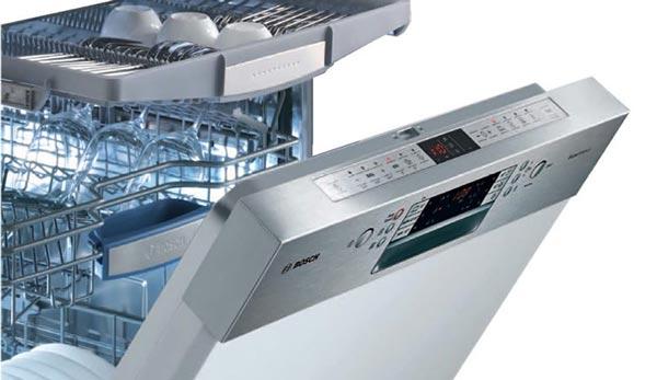 ویژگی های جدید خشکشویی ماشین ظرفشویی بوش