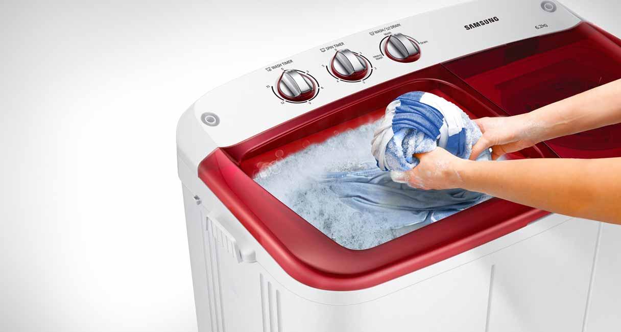 best mini wash