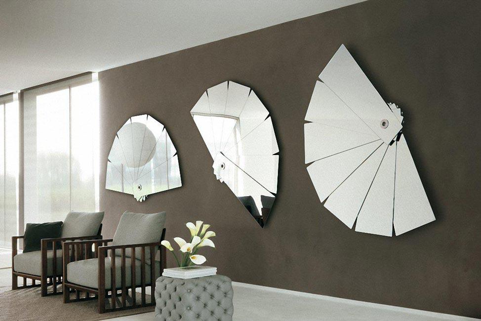 زیباترین آینه های دکوراتیو ارزان