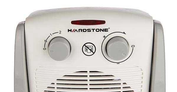 خصوصیات ظاهری فن هیتر هاردستون مدل HEP2001