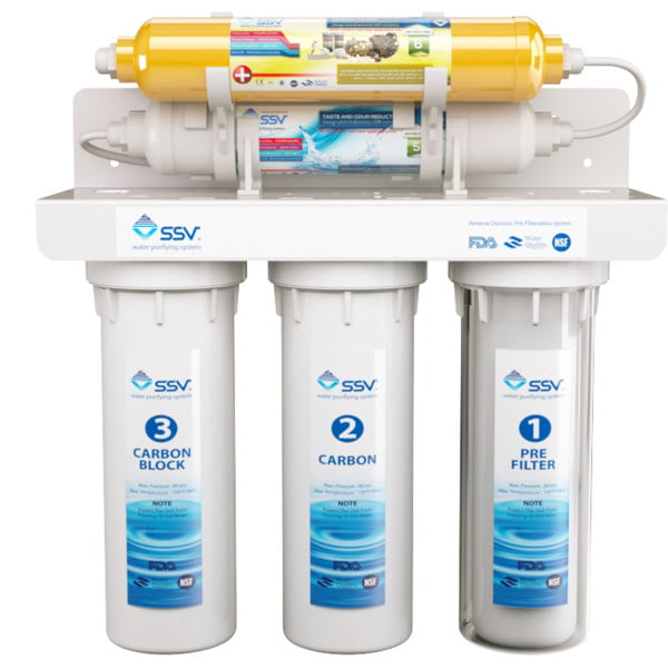 دستگاه تصفیه آب خانگی چی بخریم؟ 40 مدل بهترین آب تصفیه کن خانگی
