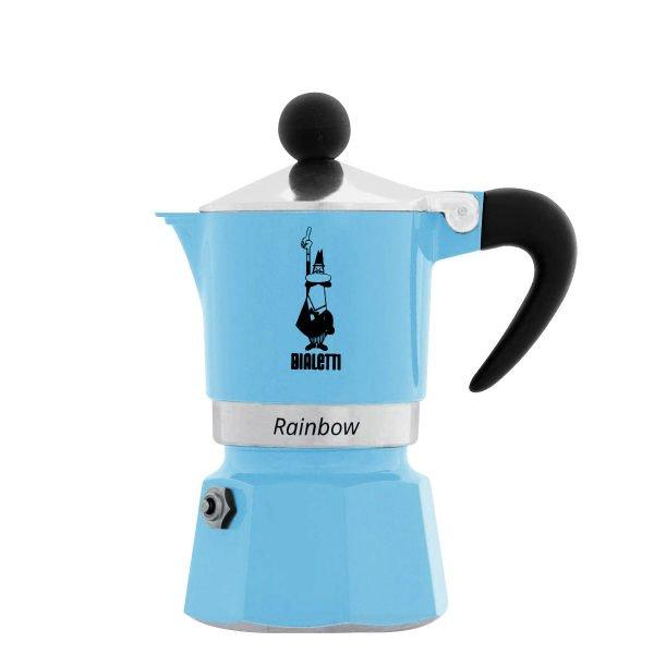 قهوه جوش بیالتی مدل رینبو 1Cups کد 5041