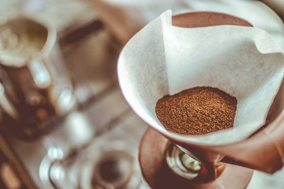 فیلتر کاغذی قهوه چیست؟