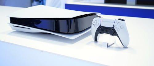 بررسی ظاهری کنسول بازی Playstation 5