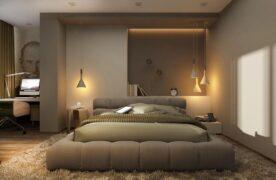 مهم ترین نکات طراحی دکوراسیون اتاق خواب رویایی در سال 2021