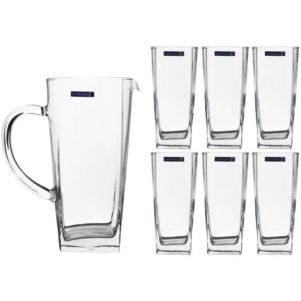 خرید ست پارچ و لیوان 55 مدل پرفروش و ظریف بازار