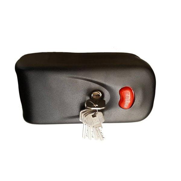 لیست قیمت و خرید قفل برقی ارزان 23 مدل ضد سرقت باکیفیت