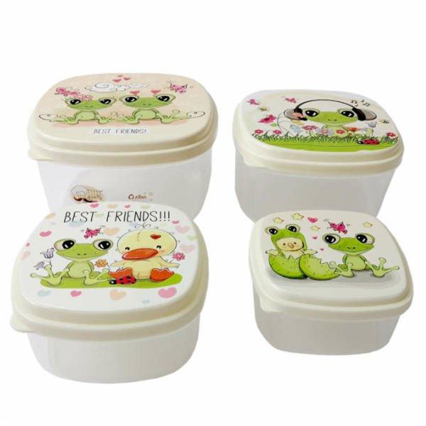 خرید ظرف غذا کودک 41 مدل فانتزی و سازگار با روحیه کودکان