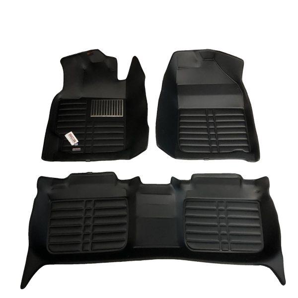 کفپوش سه بعدی خودرو اسایسیجی مدل CBN مناسب برای تویوتا کمری