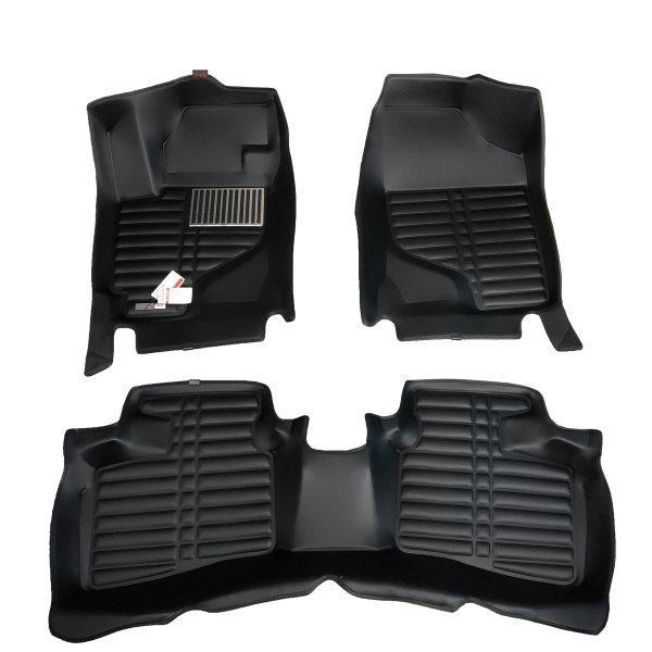 کفپوش سه بعدی خودرو اسایسیجی مدل CBN مناسب برای سراتو سایپا